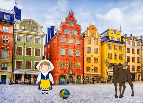 Gönnt euch eine Auszeit mit dem Schweden-Monat auf Oceanzer!