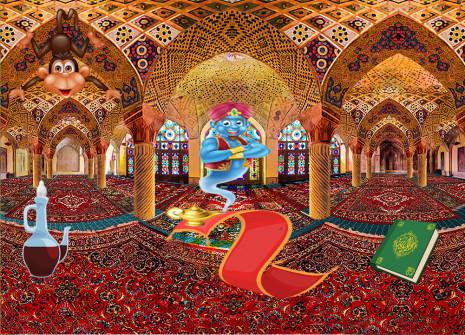 Ausflug in die Sonne mit dem Iran-Monat!